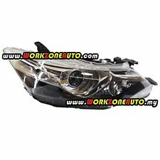 Toyota Vios NCP150 2013 Head Lamp Right Hand Smoke Projector Depo