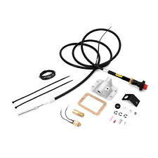 """Differential Cable Lock Kit for Jeep Wrangler YJ Cherokee XJ 3""""-6"""" Alloy USA"""