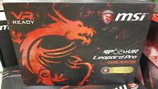 """MSI 15.6"""" GP62MVRX Leopard Pro-034 i7-7700HQ GTX 1070 8GB GDDR5 16GB 256 SSD"""