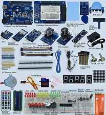 Full Edition UNO R3 Starter Kit for Arduino 1602LCD RFID Servo PIR AU Shipping
