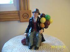 "Royal Doulton Vintage ""The Balloon Man"" H.N. 1954 Figurine"