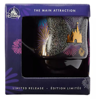 DISNEY Minnie Mouse The Main Attraction Nighttime Fireworks & Castle Finale MUG
