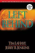 LEFT BEHIND A Christian Novel of Earth's Last Days Tim LaHaye Jerry B Jenkins