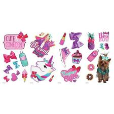 JOJO SIWA CUTE CONFIDENT Wall DeCaLS Bow Bow Dance Room Decor Stickers My World