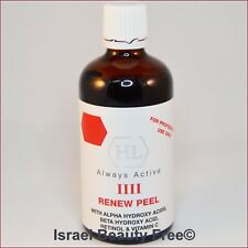 Holy Land HL Renew Peel AHA BHA Retinol and Vitamin C Peeling 100ml