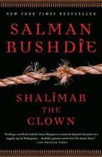 Shalimar the Clown: A Novel, Salman Rushdie, New Book