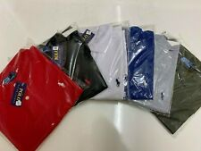 Men's Ralph Lauren Polo Shirt Short Sleeve Custom Fit Size All Size