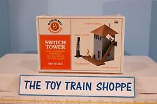 BACHMANN PLASTICVILLE 2632 HO SCALE SWITCH TOWER. NEW. SEALED IN BOX.