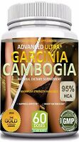 Garcinia Cambogia Extract ULTRA 95% HCA Weight Loss Diet Fat Burner 3000