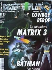 """Magazine (très bel état) - Dixième planète 25 (spécial """"Star Wars -véhicules 2"""")"""