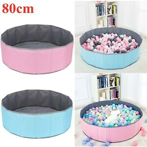 Foldable Portable Kids Baby Play Tent Ball Pit Playhouse Playpen Ocean Ball Pool