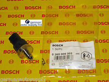 BOSCH Brake Pressure Sensor - 0265005303 - NEW OEM - Audi / VW / BMW / MB