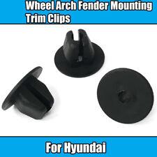 10 x support fixation clip pour Hyundai 87756-34500