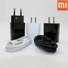 Original QC3.0 Fast Quick Charger + USB-C Cable For Xiaomi Mi 8 Mi 6 6X Mi 5 5S