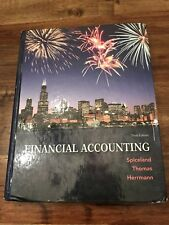 Financial Accounting by J. David Spiceland, Wayne M. Thomas and Don Herrmann...