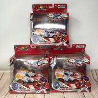 New Boy Scan2Go Kraken Jelok Racer Power Card /& Turbo Card Figure Pack