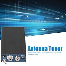 AT130‑1 Antenna tuner 120W with 8pcs T68-2 Magnetic Ring Inductors 1.9-54MHz New