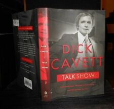 Cavett DICK CAVETT TALK SHOW Confrontations, Pointed Commentary and. 1st Edition