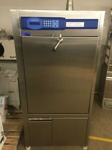 Lancer Front Loading Dishwasher Glass washer with dryer Commercial 3ph