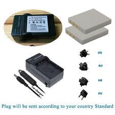 2 Battery +Charger for Technika WGL-0101 - 3.7v / 780mAh | Technika SH-Z735