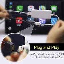 CarPlay Dongle USB para Apple iPhone Android Coche Auto navegación reproductor de música