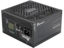 Seasonic PRIME Ultra 550W 80+ Platinum Power Supply, Full Modular, 135mm FDB Fan
