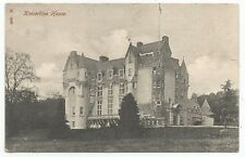 POSTCARDS-SCOTLAND-BANCHORY-PTD. Kincardine Castle.