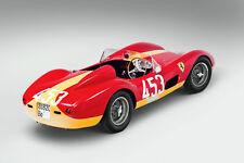 VINTAGE 1957 FERRARI 500 TRC RACE CAR POSTER PRINT STYLE D 24x36 HIGH RES