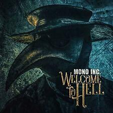 Mono Inc - Welcome To Hell (NEW 2CD)