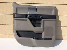 2015 201616 Ford F150 Door Interior Trim Panel Rear LH FL3Z1627407-LA OEM