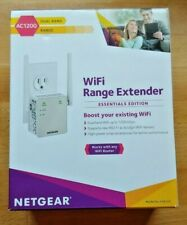 NETGEAR EX6120 - AC1200 Wi-Fi RANGE EXTENDER- UP TO 1200 SQUARE FEET
