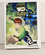 Ben 10 Alien Force Rare Volume 4 Rare DVD! Cartoon Network 2008