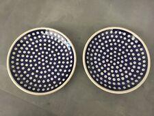 BUNZLAUER Keramik - Frühstücksteller - 2x - neu & original