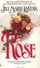 Rose by Jill Marie Landis (1990, Paperback)