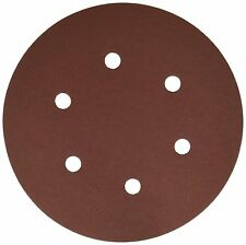 Bosch SR6R240 5-Piece 240 Grit 6 In. 6 Hole Hook-And-Loop Sanding Discs