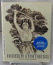 The Hidden Fortress (Blu-Ray, CRITERION mar-2016) 1958 AKIRA KUROSAWA Clásica