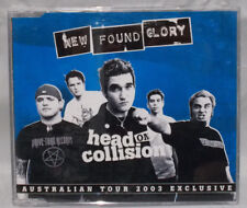 New Found Glory - Head On Collision - Australian Tour 2003 Exclusive - CD Single