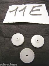Ingranaggi ingranaggio pezzi di ricambio modellismo meccanismi in plastica 11E