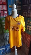 T-shirt neuf de marque nike FC Barcelone taille L DRI-FIT