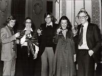 Nana Mouskouri - Vintage Press Photo Photo Norbert Unfried (U-1056