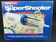 Original Box ~ Replacement Part for Hamilton Beach SuperShooter Cookie Press