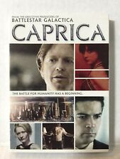 CAPRICA (2009) Prequel to the Series with Special Features Eric Stoltz- SEALED
