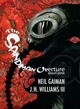Absolute Sandman Overture by Neil Gaiman (2018, Hardcover)