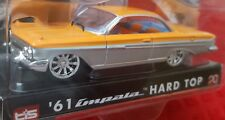 Malibu International 20 TIS Die-Cast Rides -'61 Impala hardtop item no. 01004