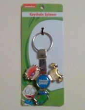 RUGRATS FIGET SPINNER KEY CHAIN