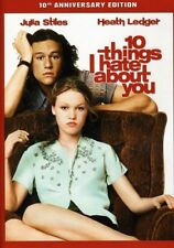 10 Things I Hate About You [10th Anniversary Edition] (DVD Used Like New) WS