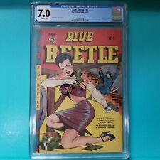 BLUE BEETLE 51 CGC 7.0 F/VF 1947 GGA