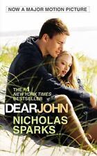 Dear John, Sparks, Nicholas, Good Condition, Book