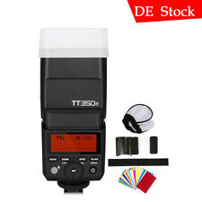 Godox Mini TT350F 2.4GHz TTLGN36 Camera Flash Speedlite para Fujifilm Camera
