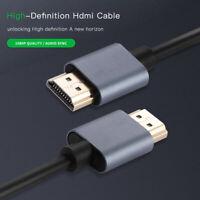 HDMI Cable V2.0 3D 1080P Ethernet 4K 60Hz- HDTV LCD LED PS4 0.5m-/2m